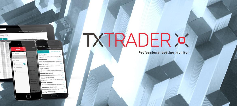 TXTRADER Logo